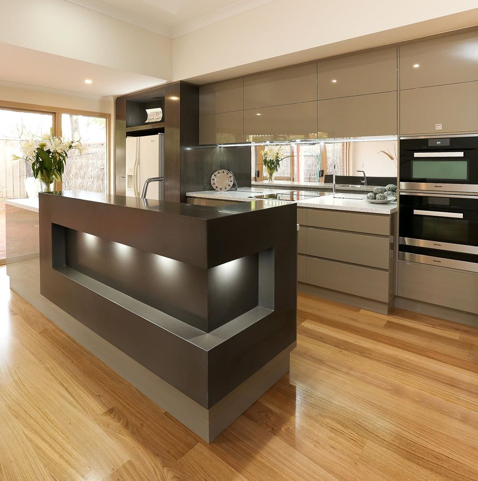 New House Kitchen Designs: Harrison Kitchens