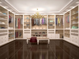 Luxury Custom Made Walk In Wardrobe - Harrison Kitchen and Cabinets Adelaide
