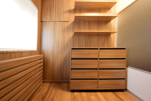 Custom Joinery Wardrobe - Harrison Kitchens and Cabinets Adelaide